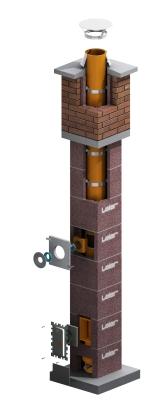 Kominové systémy stavebniny