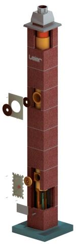 komínové systémy stavebniny