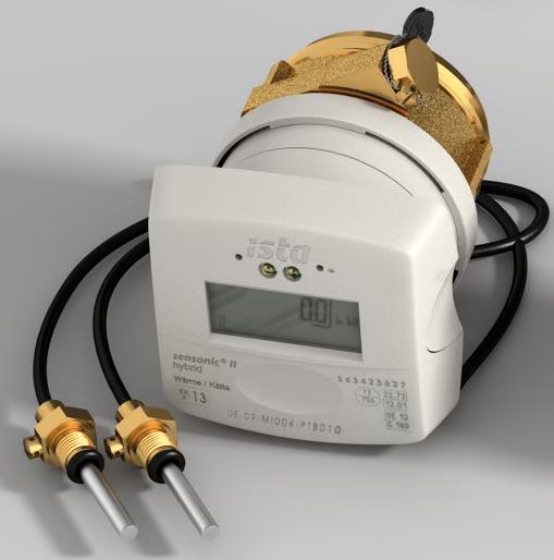 Výmena a overenie meračov tepla