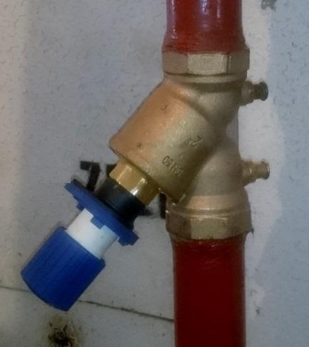 Vyregulovanie teplej vody
