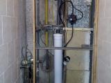 Montáž nových potrubí