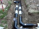 Uloženie teplovodných potrubí