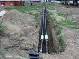 Dokončenie izolácií potrubí