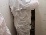 Demontáž azbestových stúpačiek
