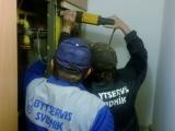 Demontáž starého potrubia