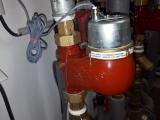 Overenie a opätovná montáž meračov tepla