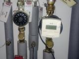 Montáž meračov tepla ISTA