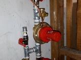 Regulátor tlakovej diferencie HERZ