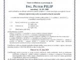 Certifikát na montáž vodomerov a meračov tepla