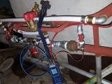 Vyregulovanie po zateplení - meranie tlaku