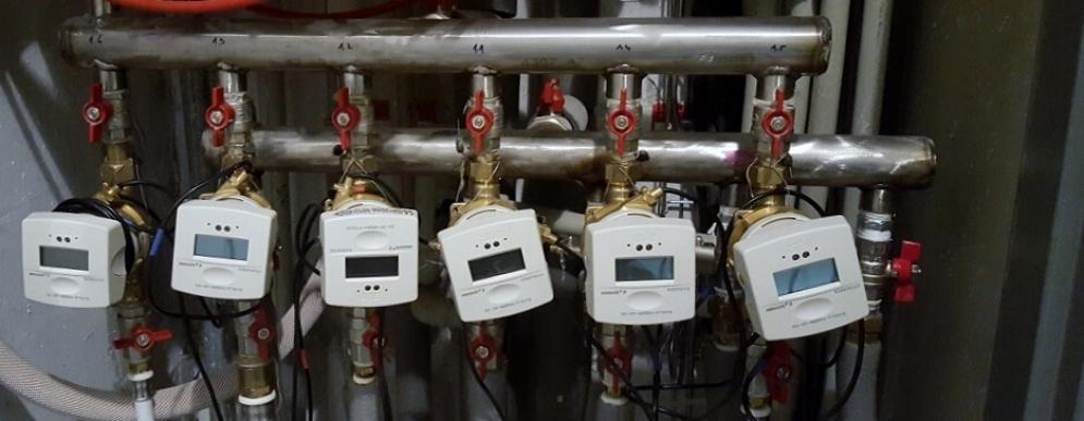 Overenie meračov tepla