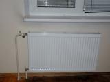 Montáž radiátora