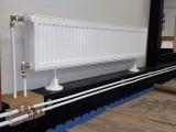Montáž radiátorov