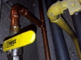 Medené plynové potrubie
