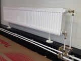 Montáž radiátorov Korad